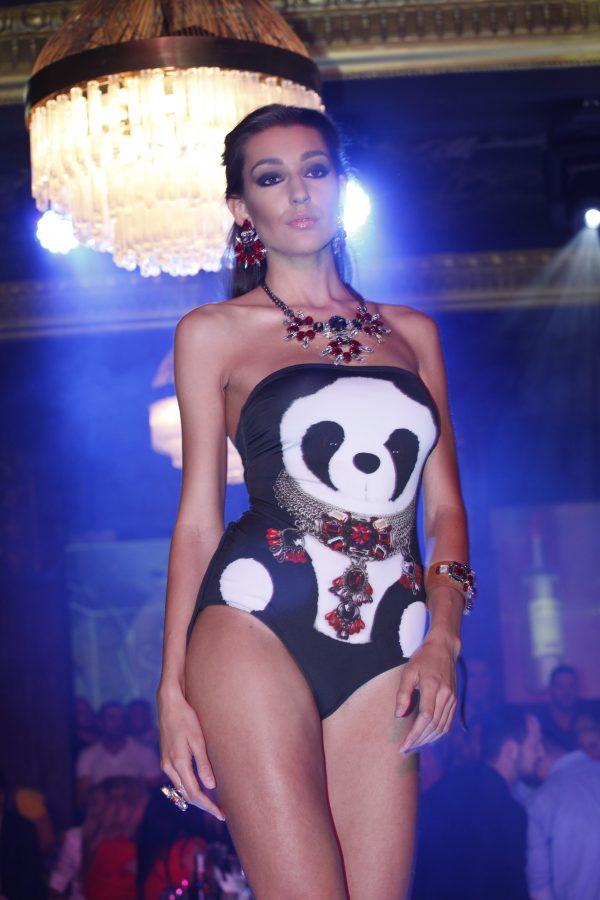 Panda Bathing Suit 2