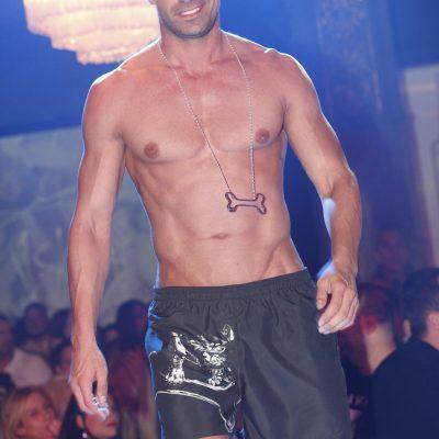 """Bulldog"" Men's Bathing Suit"