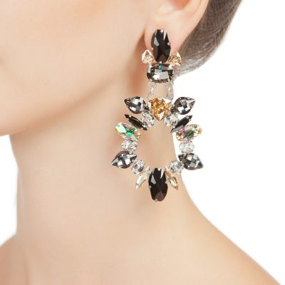 """Night Diva""- Earrings"