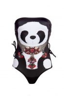 Panda Bathing Suit