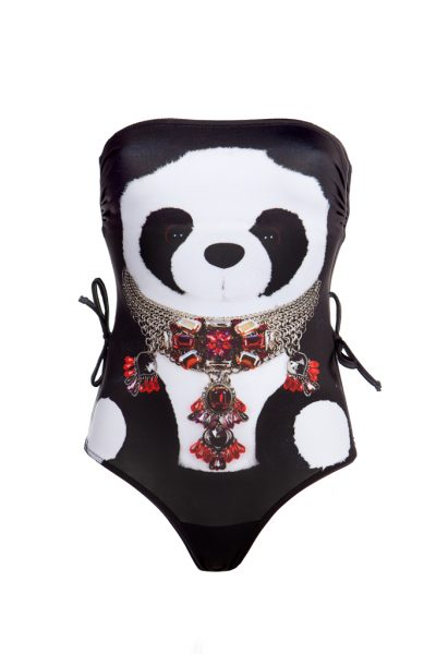 Panda - One piece swimsuit