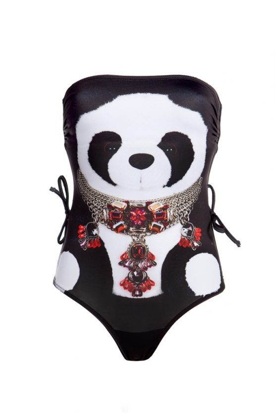 Panda Bathing Suit 1