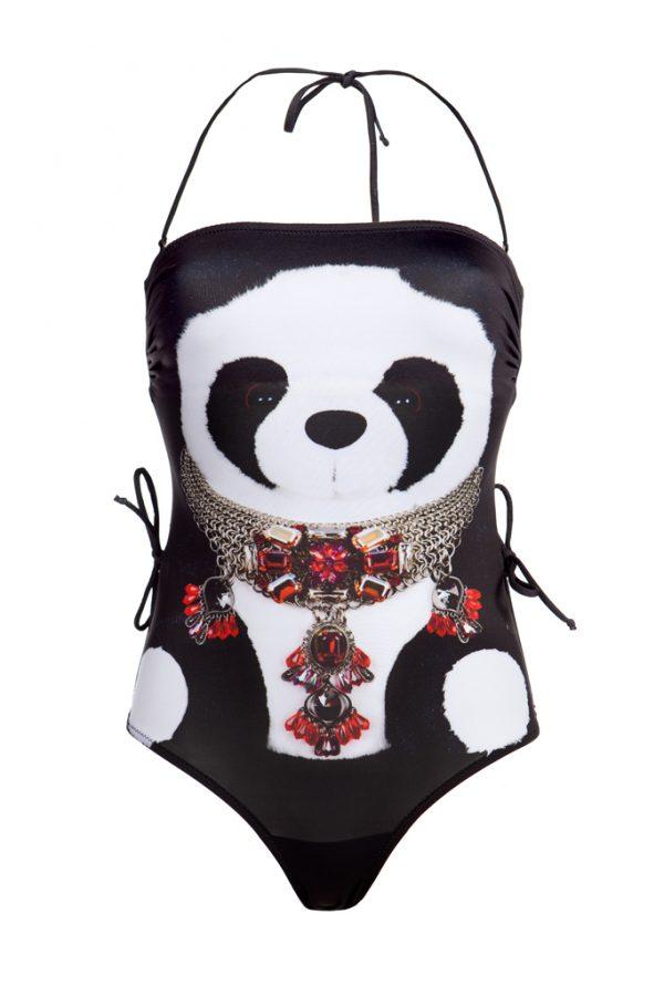 Panda Bathing Suit 5