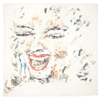 """Angel Smile"" Cashmere Scarf"