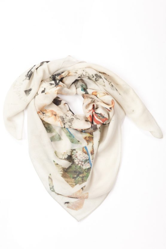 Angel Smile Cashmere Scarf