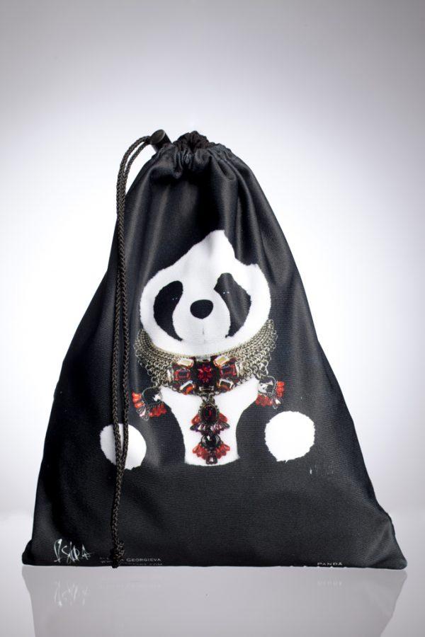 Panda Bathing Suit 3