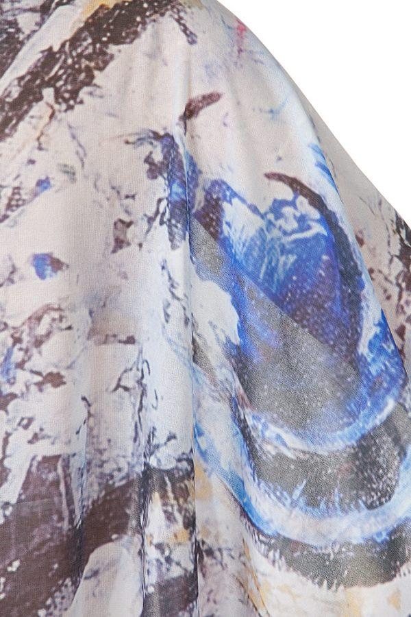 Zebra Fish Kimono 7