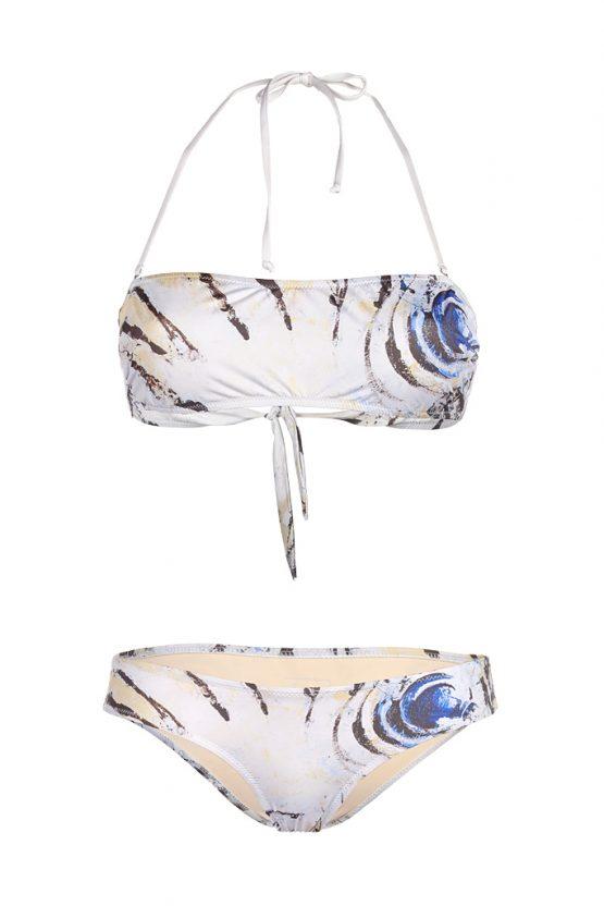 Zebra Fish Bathing Suit 1