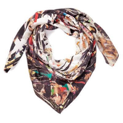 Madness No Limit Silk Scarf