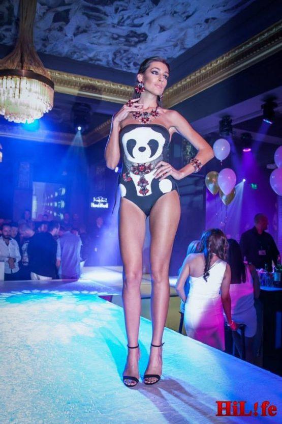 Panda Bathing Suit 6