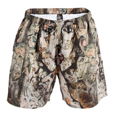 Shhh Swim Shorts
