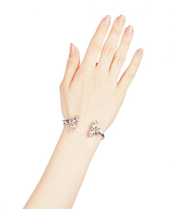 embrace bracelet /silver