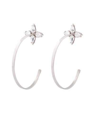 Embrace - 925 sterling silver earrings