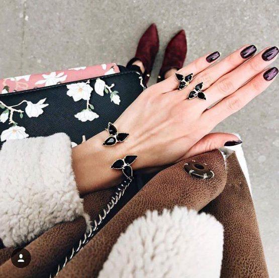 embrace ring bracelet