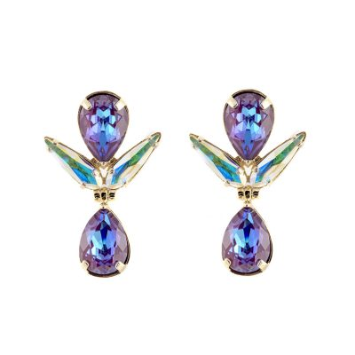 """Fairy""-Colorful Earrings"