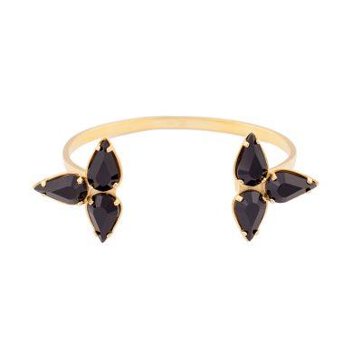 Embrace - 14K gold plated sterling silver bracelet