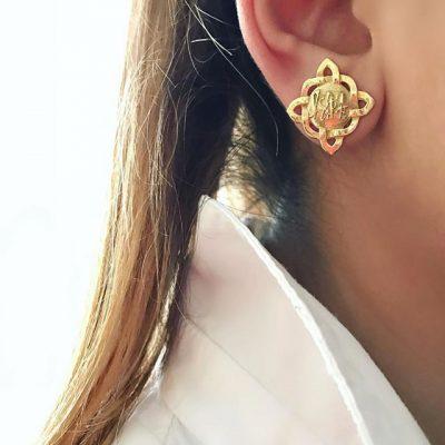 Brand Earrings