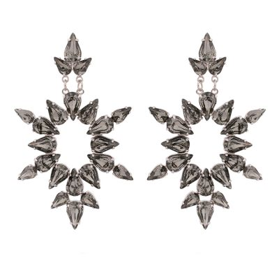 """Dew"" Grеy Earrings"
