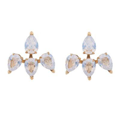 Lily - Moonlight  Earrings
