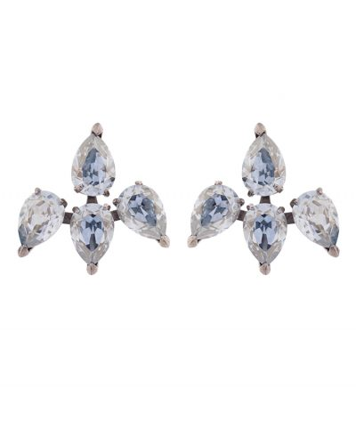 Lily - Blue Shade Earrings