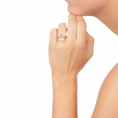 """Pearl Magic"" Ring"
