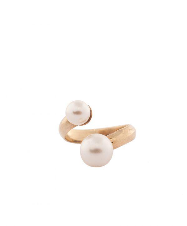 pearl magic ring
