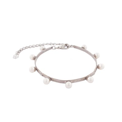 Pearl Magic – Ankle Bracelet