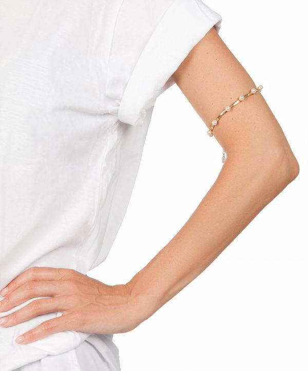 pearl magic arm bracelet