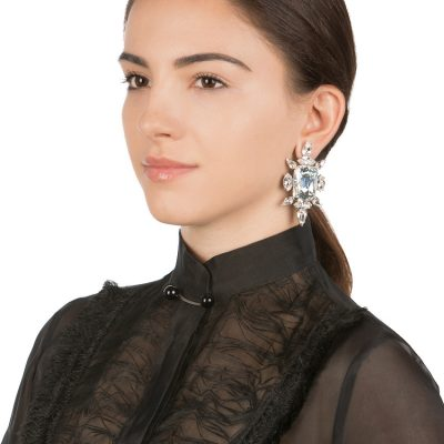 """Crystal Chic"" Earrings"