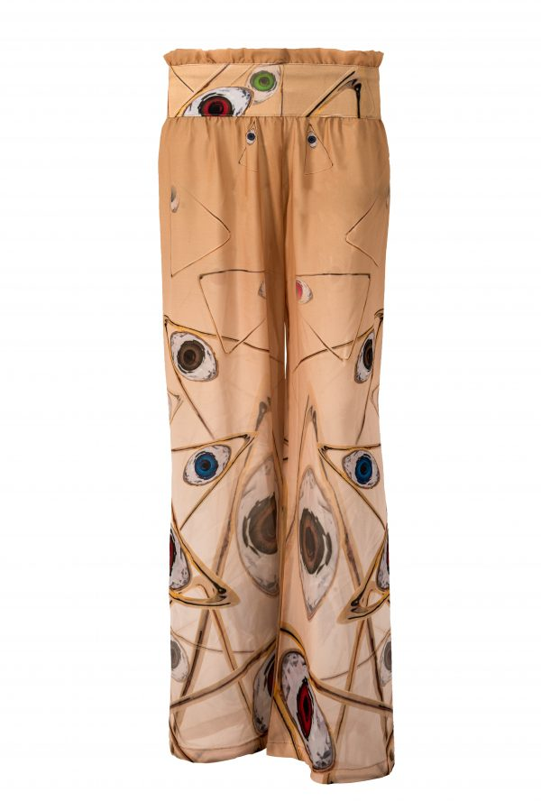 Ivory pants