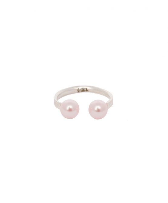 pearl magic earcuff/ ring