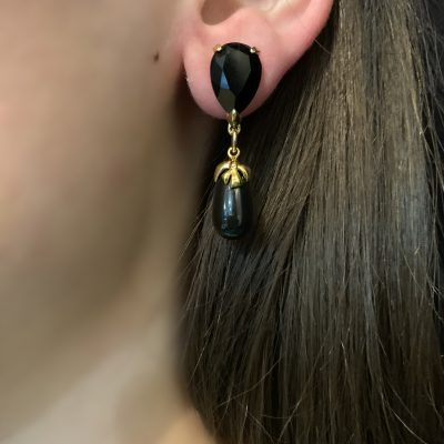 """Royal"" Earrings"