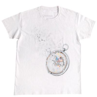 """NoGuide """"Компас на мечтите"""" - Бяла Тениска"""