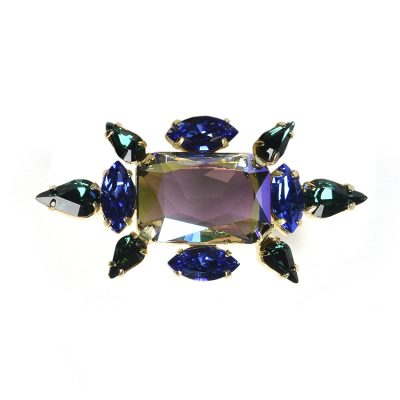 Crystal Chic  Brooch