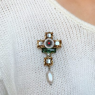 King Cross Brooch – Unique Pieces