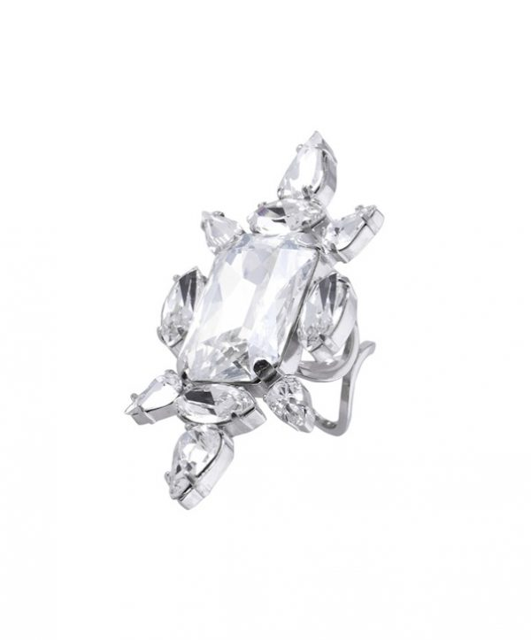 Crystal Chic ring