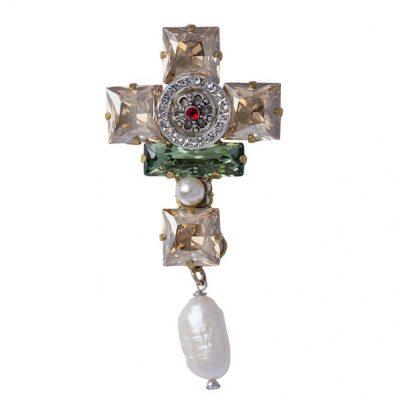 King Cross Brooch - Unique Pieces