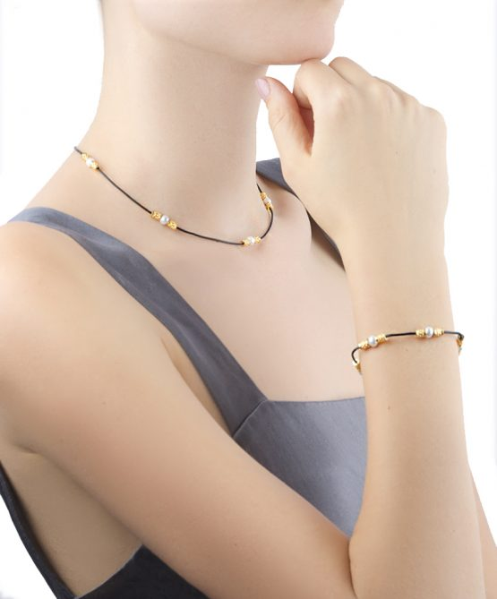 Rossi -Set gold plated