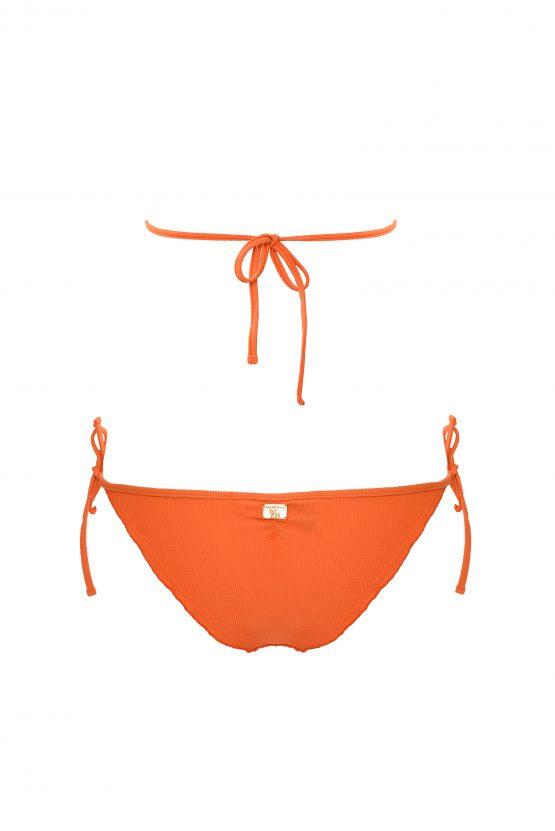 triangle orange swim