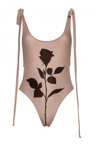 The Rose - One Piece Swimsuit