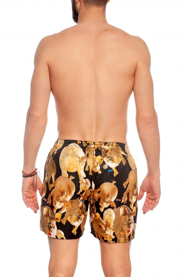 mr pig swim shorts