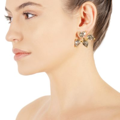 Lily – Patina Earrings