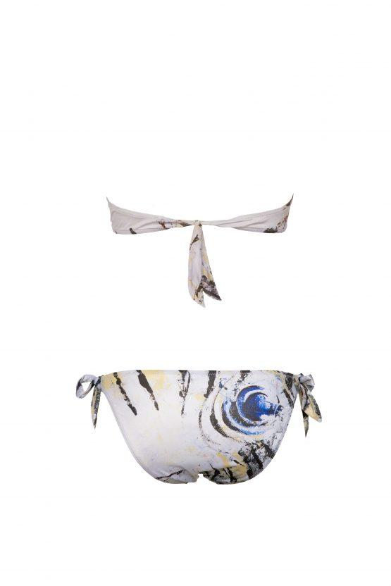 zebra fish new bikini