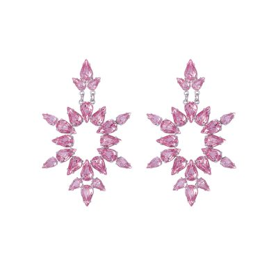 Dew - Crystal Earrings