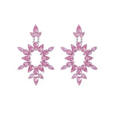 Dew - Crystal Earrings