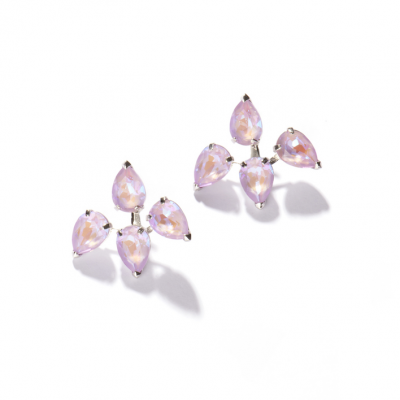 Lily Lavender Earrings