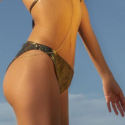 Golden Kathy Bikini