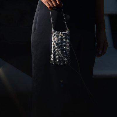 Crystal Susie Mini Bag