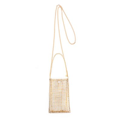 Crystal Linda Mini Bag