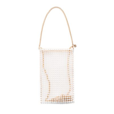 Pearl Daisy Mini Bag